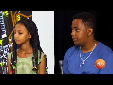 TechTalk with Solomon Season 11 EP 9: Ethiopian Kids Who Attended Robotic Competition in USA