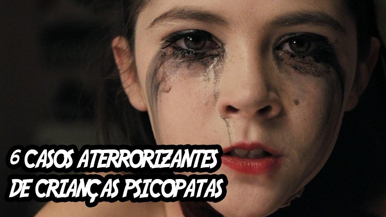 6 casos aterrorizantes de crianças psicopatas