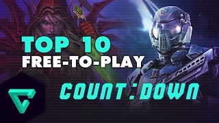 TG10: Top 10 Free-To-Play Games of 2014