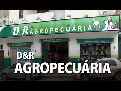 D&R agropecuária vassouras