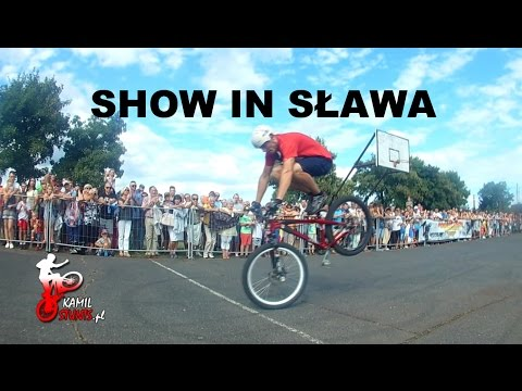 Show in Sława - KamilStunts
