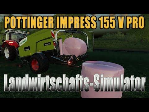 POTTINGER IMPRESS 155 V PRO v1.0