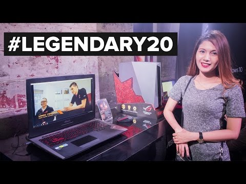 , title : 'Asus ROG GX700 and G752VT Overview #Legendary20 Event'