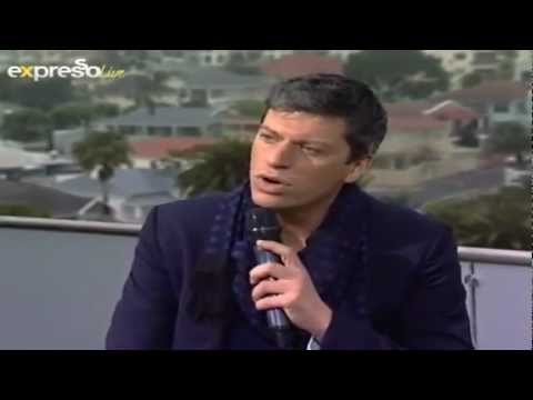 Patrizio in South Africa 2011- Kinders van die Wind on eXpresso