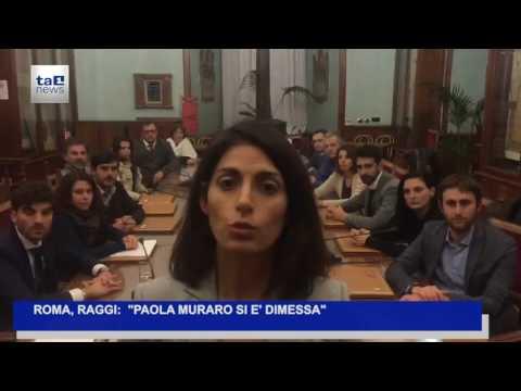 ROMA, PAOLA MURARO SI DIMETTE