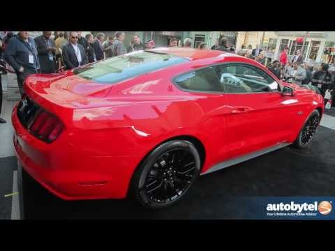Video: 2015 Ford Mustang