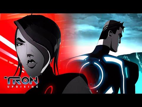 Keller's Defection | TRON: Uprising | Disney XD