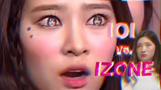 Video Which IZONE Member Resembles the IOI Member? MP3, 3GP, MP4, WEBM, AVI, FLV November 2018