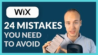 Video 24 Easy Mistakes To Make Building A Wix Website in 2019 (And How You Can Avoid Them) MP3, 3GP, MP4, WEBM, AVI, FLV Agustus 2019