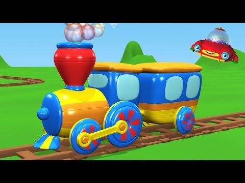รถไฟการ์ตูน - TuTiTu -