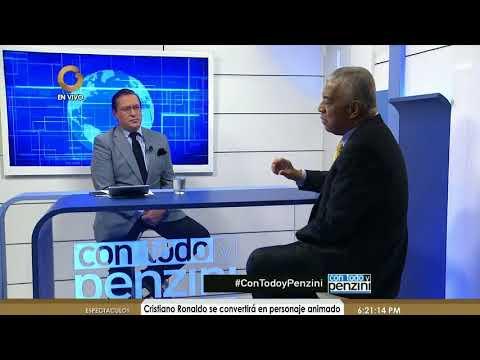 Claudio Fermín: Henri Falcón no usará el BCV como caja chica y recuperará la economía (Parte 2/3)