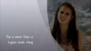 Carly Rose Sonenclar-Broken Hearted (Lyrics).