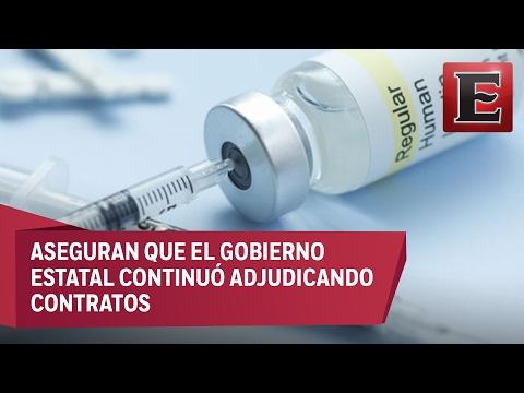 PRI denuncia compra de insulina pirata en Guanajuato