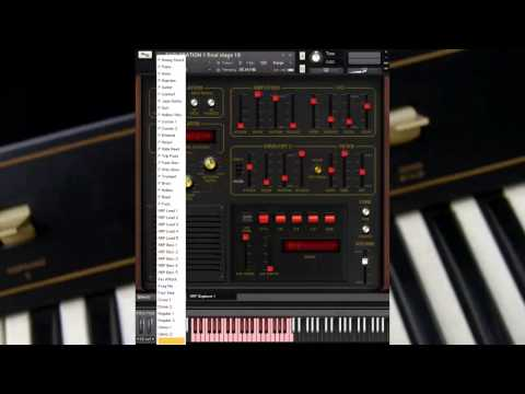 Synth Magic Exploration 1 for Kontakt 5.2.1 and higher