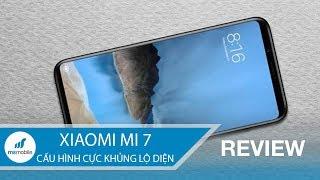 Xiaomi Mi7 lộ diện với cấu hình cực khủng