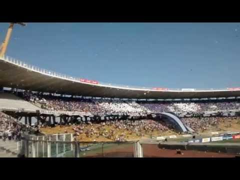 Video - Recibimiento de Talleres vs Gimnasia y Tiro - La Fiel - Talleres - Argentina