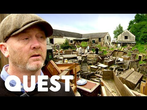 """The Messiest Warehouse I've Ever Seen!"" 