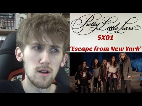 Pretty Little Liars Season 5 Episode 1 - 'Escape from New York' Reaction