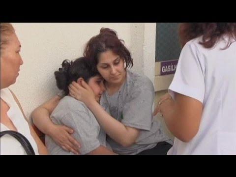 Εικόνες φρίκης από νεκρούς μετανάστες στην Αλικαρνασσό