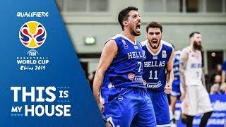 Great Britain v Greece - Highlights - FIBA Basketball World Cup 2019 - European Qualifiers