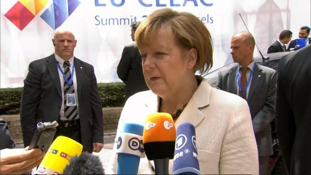 Μέρκελ: Εφικτή μια λύση στις διαπραγματεύσεις