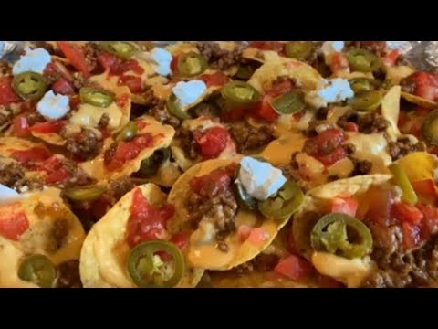 How To Make Loaded Nachos My Way