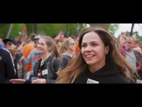 Supersized Kingsday Festival 27.04.2019 Aftermovie