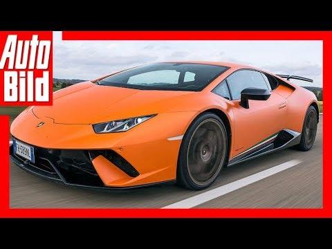 Lamborghini Huracán Performante (2018) Extremtest