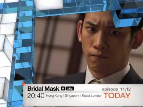 [Today 7/29] Bridal Mask -ep.11&12 [R]