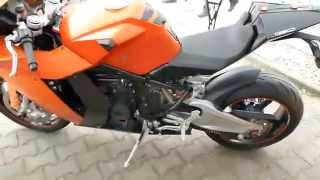 4. KTM 1190 RC8 R 1.2 V2 175 Hp 2011 * see Playlist