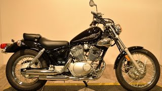 9. 2012 Yamaha V Star 250 for sale at Monster Powersports