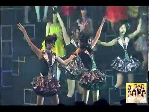 NMB48 Prom no Koibito (unit shuffle ver.) Center - Sayaka Yamamoto /プロムの恋人 (видео)