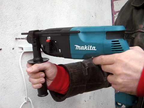 Перфоратор макита 2450 ремонт своими руками фото