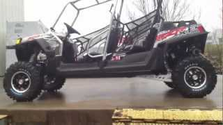 5. 2012 Polaris Ranger RZR XP 4 900 LE  at Tommy's MotorSports
