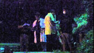 Pandilleros rivales matan a un joven mientras departía con amigos
