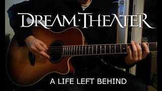 My guitar : http://amzn.to/2shiXRHDream Theater -A Life Left Behind Guitar Cover The Astonishing