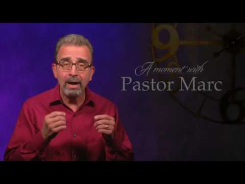 "A Moment with Pastor Marc #43<br /><strong>""Shepherds""</strong>"