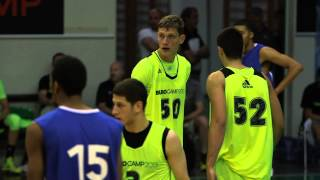 Artem Pustovyi adidas EuroCamp highlights