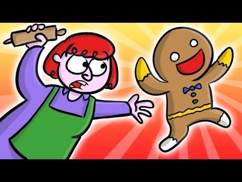 The Gingerbread Man - Nursery Rhyme Time (Cool School)