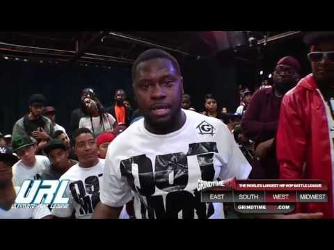 Grind Time Now Presents: Okwerdz vs T-Rex