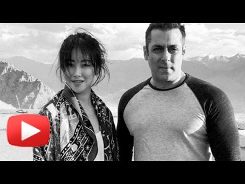 Salman Khan CAUGHT In Tubelight Moments | Zhu Zhu