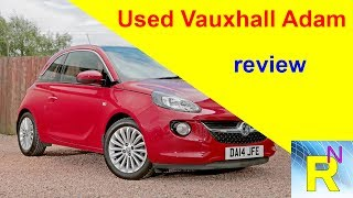 Read newspaper:Car review - Used Vauxhall Adam reviewPlease like and subscribe channel.Thank you for watching!Source: autoexpress.co.uk