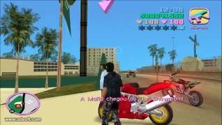 Grand Theft Auto: Vice City - Missão (Atire no Cobrador)