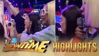 Video It's Showtime: Anne stops Vice Ganda from annoying her MP3, 3GP, MP4, WEBM, AVI, FLV Maret 2019