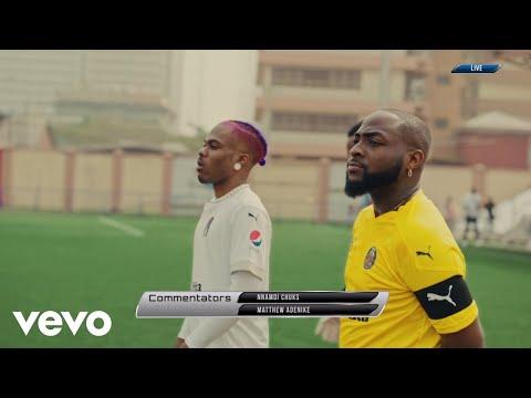 Davido - La La (Official Video) ft. Ckay