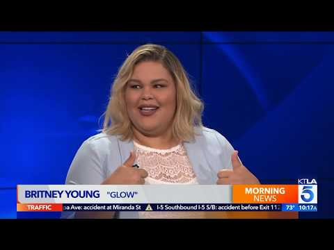 "Britney Young on What's New in Season 3 of ""Glow"""