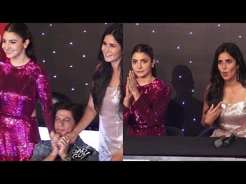 ZERO Trailer Out | Shah Rukh Khan | Anushka & Katrina , Aanand L Rai