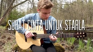 download lagu download musik download mp3 Virgoun - Surat Cinta Untuk Starla -  Fingerstyle Guitar Cover by Mattias Krantz