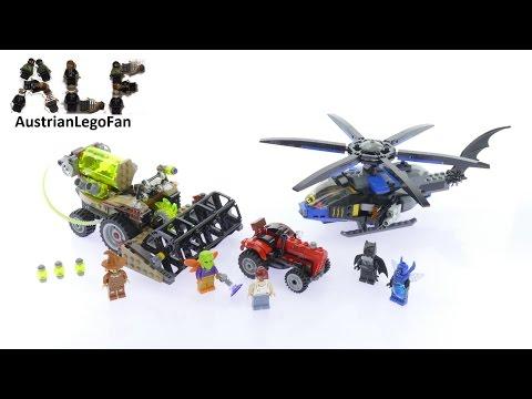 Vidéo LEGO DC Comics Super Heroes 76054 : Batman : la récolte de peur de l'Épouvantail