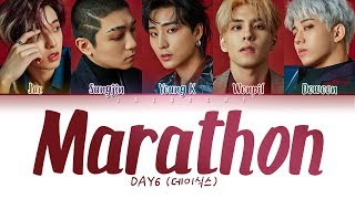 Download Video DAY6 (데이식스) - Marathon (마라톤) LYRICS (Color Coded Eng/Rom/Han/가사) MP3 3GP MP4